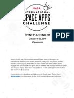 2019 Event Planning Kit