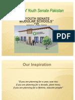 Youth Senate Modular School