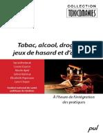 Alcool Tabac Drogue Jeux