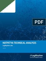Notpetya Technical Analysis Logrhythm Labs Threat Intelligence Report