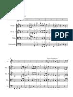 Indonesia Raya - Score and Parts