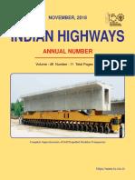 2018-Retaining Walls, Indian Highways IRC