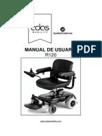 Manual de usuario R120