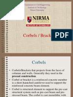 corbel design