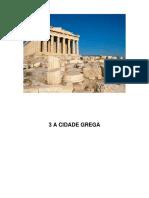 Apostila Urbanismo - Cidade Grega