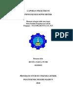 Laporan Praktikum Pengukuran Kwh Meter