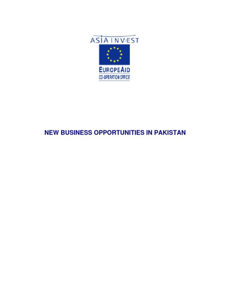 843830adb713bb Opportunities for Pakistan