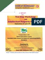 Report on IPR Workshop-2018-DRAFT