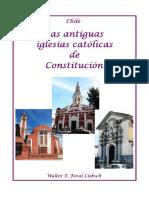 """Chile, """"Las antiguas Iglesias católicas de Constitución"""""""