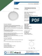 Aircom Medium Circular 20w1385 Fichatecnica