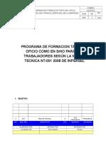 Planes de Inf y Formacion Doc Yepcol c.A