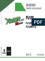 Suzuki Raider 150 FI