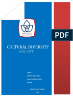 Cultural Diversity of Solo