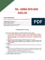 Bulgaria Razlog 2019 2020