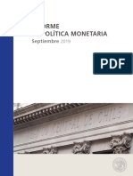 Informe de Política Monetaria