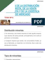 TEMA 6 GESTIÓN DE LA DISTRIBUCIÓN MINORISTA, DE LA.pdf