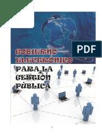 LIBRO GOBIERNO ELECTRONICO PARA LA GESTIÓN PÚBLICA.pdf