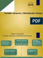 Variable Aleatoria y Distribucion Normal