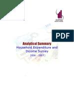 Analytical Summary