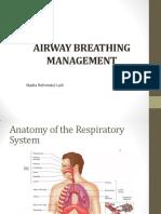 Choking, Acute Asthma, AB Management (1)