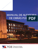 Manual de Auditorias de Obras 2011 - TCE.ba