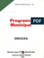 Programa 1987