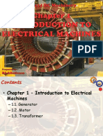 Chapter 1 - Electrical Machines