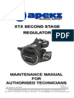 Apeks Service Manual XTX 2