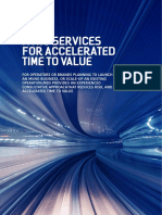 MVNO services for accelarated time to value