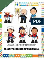 Mini Guión teatral para preescolar El Grito de Independencia.  Planeaciones Preescolar Miss Lesly (1).pdf