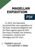 The Magellan Expidition