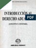 Introduccion Derecho Aduanero