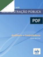 (Livro) Auditoria e Controladoria