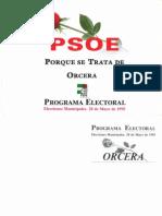 Programa 1995