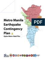 Metro Manila Earthquake Contigency Plan.pdf