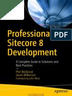 Professional Sitecore 8 Development.pdf