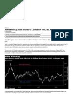 Nafta Blowup poderia afundar o Loonie em 10 por cento, JPMorgan diz - Bloomberg