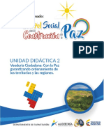 2. Documento de Estudio Unidad 2 - Control Social y Veedurias Ciudadana