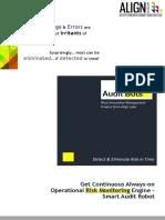 Audit Bots - Brochure
