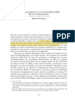 Adriano Prosperi Disciplinamiento la construcción de un concepto