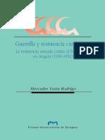 Mercedes Yusta Rodrigo - Guerrilla y Resistencia Campesina_ La Resistencia Armada Contra El Franquismo En Aragon (1939-1952)-Prensas Universitarias Universidad de Zaragoz (2003).pdf