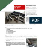D21 Intake//Exhaust Manifold Gasket Set For Nissan Navara II 2.4 1985-1994