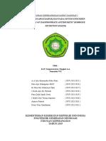 Kasus Kegawatdaruratan Sistem Endokrin (SIADH) - SDKI New