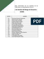 Comite Escolar de Gestion del riesgo de Desastres CEGRD.docx