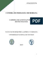 Guía de Trabajos Práticos FISIO 2015