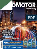 Revista Puro Motor 70 Sedánes y Compactos 2019