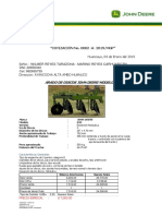 COT. HYO  N° 0002 -A- 2019 ARADO 635 MARINO REYES TARAZONA AMBO HUANUCO