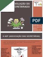 Evolução Do Secretariado