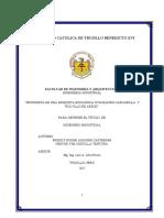 Tesis Propuesta de Una Briqueta Ecologica Utilizando Cascarilla y Polvillo de Arroz