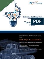 Optimising the Mining Fleet Series Part 2